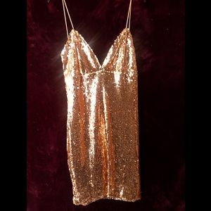 Super cute sequin party dress!!